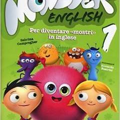 Una mostruosa avventura per imparare lai??i?? inglese!