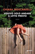 Il nuovo libro della scoppiettante Chiara Moscardelli