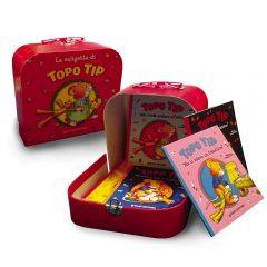La valigetta con le avventure di Topo Tip
