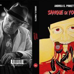 Sangue di yogurt: quattro racconti di Andrea G. Pinketts