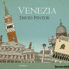 Gita a Venezia…con le illustrazioni di David Pintor