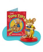 Ciao, Topo Tip!