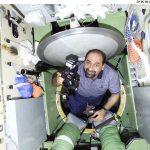 Umberto Guidoni, Giosuè e lo spazio