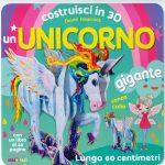 Un libro-gioco per costruire un unicorno in 3D